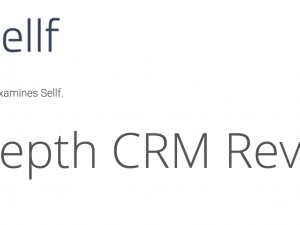 Sell More Now – Sellf In-Depht CRM Review