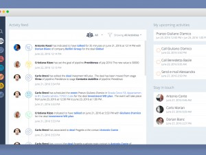 Bring collaboration a step forward with the new Activity Feed