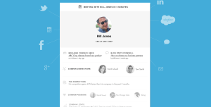 CharlieApp screenshot icebreaking app