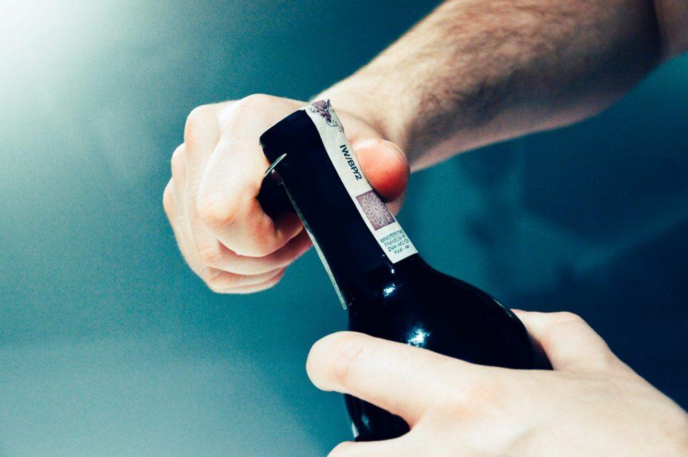 Scegliere un vino per una cena di lavoro