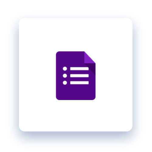 Google Forms Integration