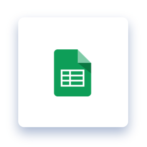 Google Sheets Integration