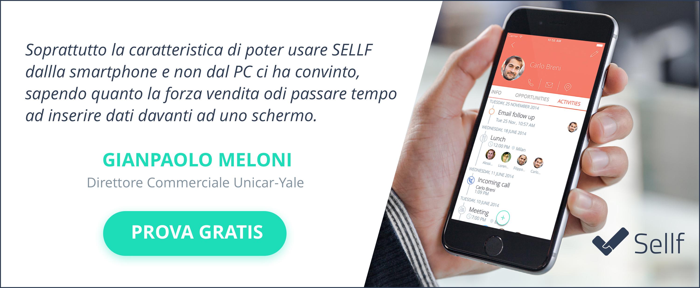 Applicativo Mobile Sellf