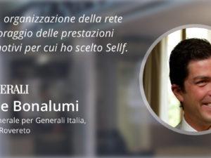 Crm e reti assicurative: l'esperienza di Davide Bonalumi con Sellf