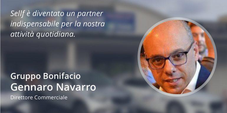 Testimonianza Gennaro Navarro Sellf e Gruppo Bonifacio