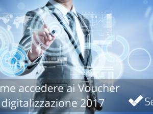 Come usare i voucher digitalizzazione per acquistare un CRM
