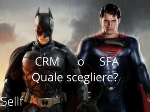 CRM e software SFA a confronto: cosa sono e quale scegliere?