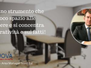 Gestire 4 team di agenti assicurativi con Sellf: l'esperienza di Luca Padovan di VitaNuova