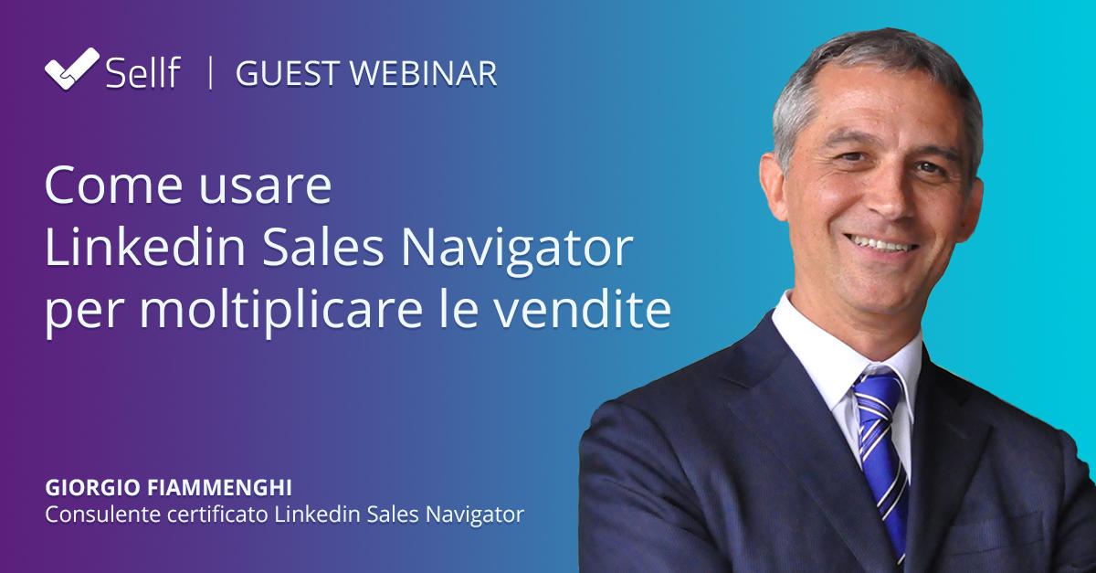 Come usare Linkedin Sales Navigator per moltiplicare le vendite