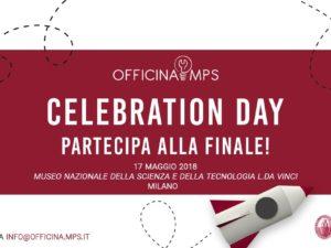 Giovedì 17 maggio Sellf partecipa al Celebration Day, la finale di Officina MPS