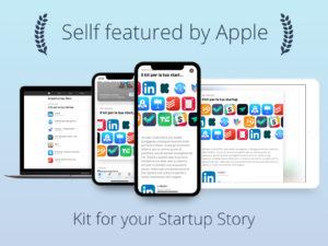 Sellf è il CRM consigliato da Apple a chi vuole avviare un'impresa