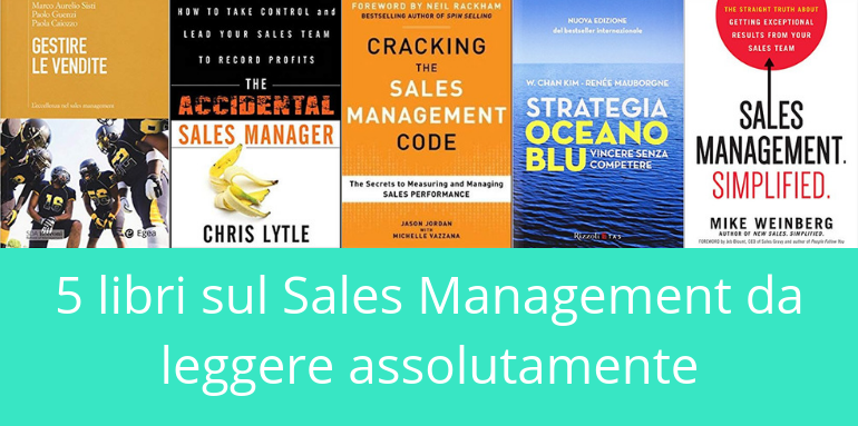 Libri sales management