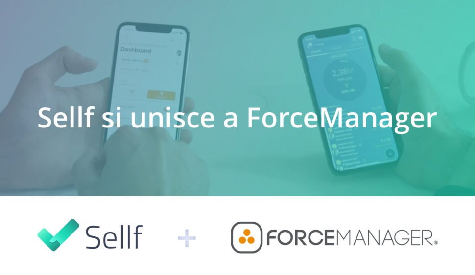 Sellf si unisce a ForceManager