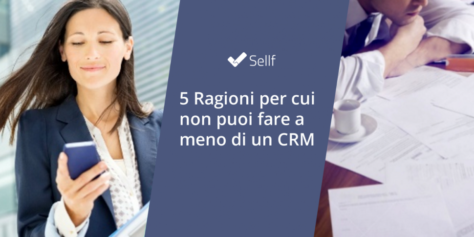5 Ragioni CRM