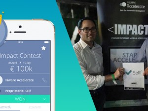 We did it! Sellf selected for the IMPACT Accelerator Program