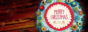 An example of Christmas Facebook cover