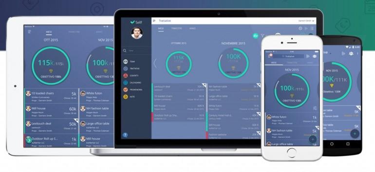 Sellf CRM Best App 2015