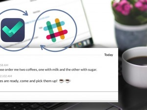 Slack + Sellf integration: now SellfBOT will also order your coffee!