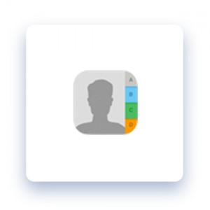 Integrations - Address Book Contacts