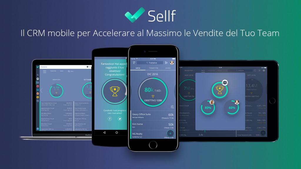 Sellf CRM Mobile