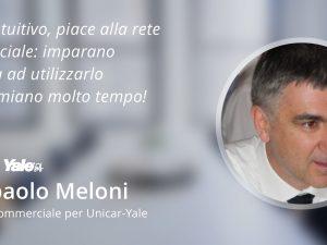 CRM mobile e reti di vendita nazionali: la testimonianza di Gianpaolo Meloni di Unicar-Yale