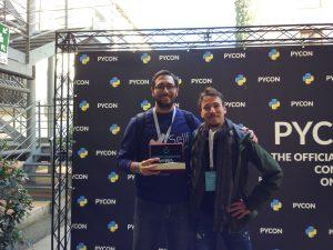 Sellf tra i vincitori della Startup Competition al Pycon 8
