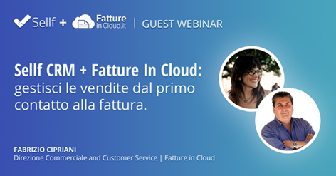Sellf + Fatture in Cloud