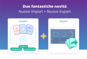 Nuovo Import Export