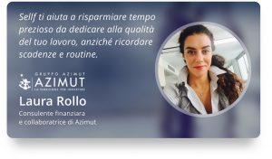 Laura Rollo Azimut