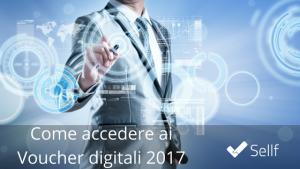 Voucher digitalizzazione e CRM