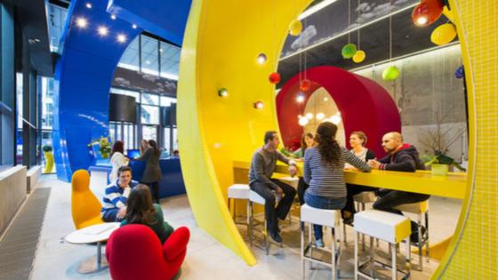 costruire team di successo Google