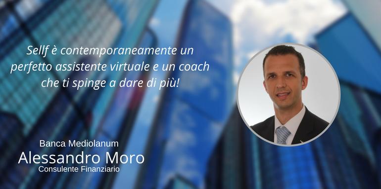 Alessandro Moro - CRM e consulenti finanziari