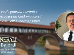 Introdurre un CRM in un'agenzia assicurativa: l'esperienza di Sergio Balordi