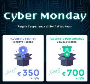 Offerta Cyber Monday 2017