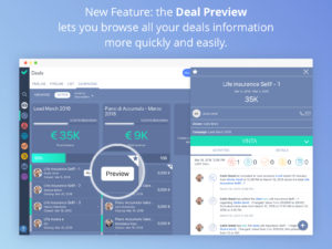 New feature available: The Deal Preview