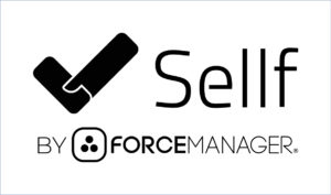 Sellf By ForceManager Logo Black