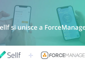 Sellf joins forces with ForceManager to create the sales assistant of the future